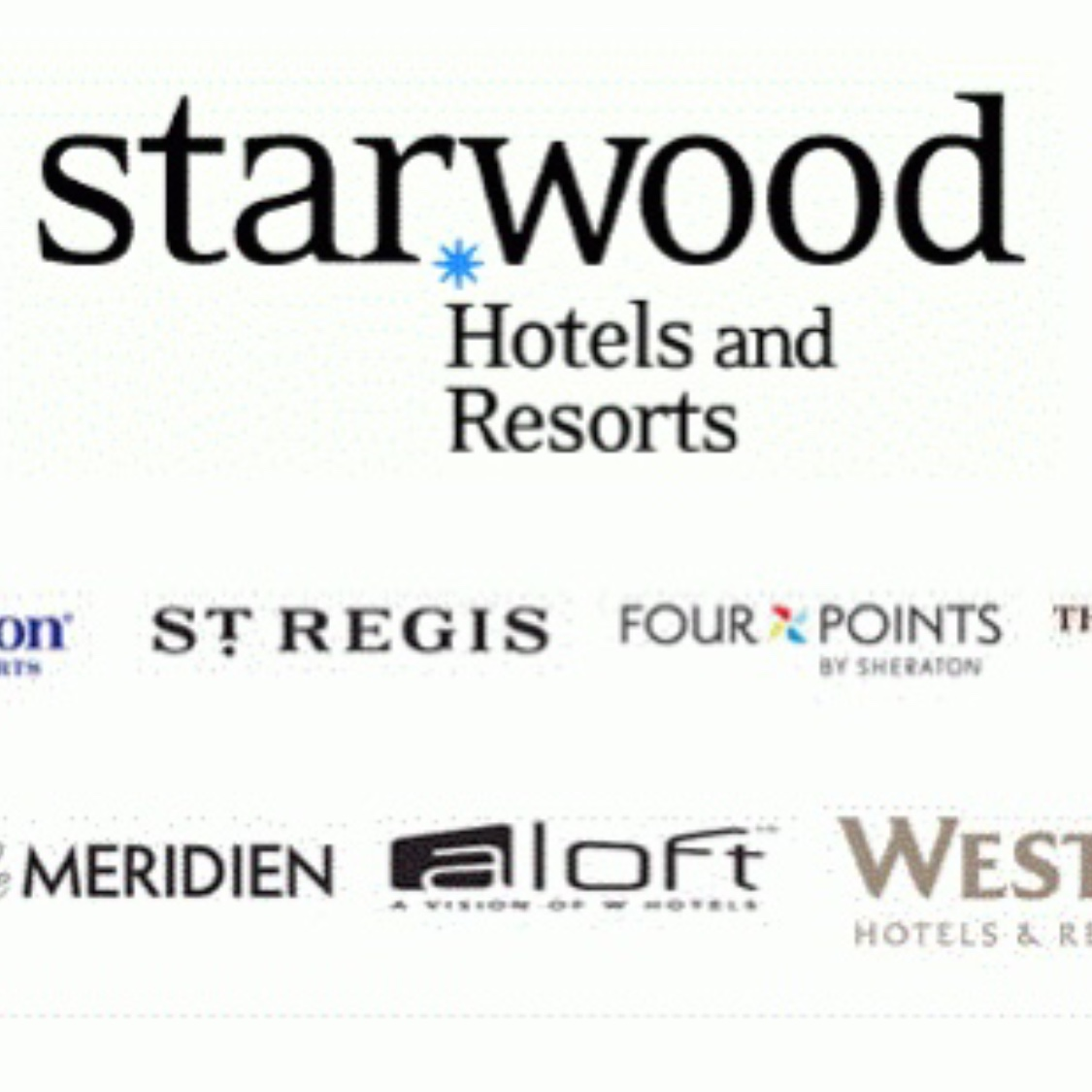 starwood_为阿航skywards常旅客计划和喜达屋spg(starwood preferred gue 图片